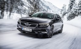 Winter Car of the Year: The Opel Insignia Grand Sport beat 13 competitors to secure the title.
